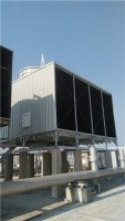吉林方形鼓风式冷却塔