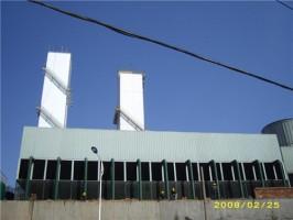 山东无动力喷雾冷却塔